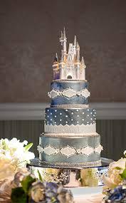 cinderella wedding cake wedding cake wednesday blue disney cinderella castle disney