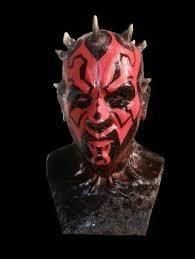 Darth Maul Halloween Costume Darth Maul Fx Mask Buy Silicone Mask Product Alibaba