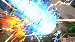 dragon ball dragon ball fighter z is a 2d fighting game that looks just like