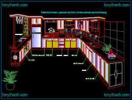 Kitchen Cabinet Drawings Traditional Kitchen Cupboard Cad Block Kitchen Cabinets Autocad