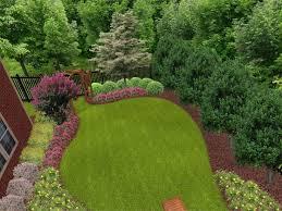 Easy Landscaping Ideas Backyard Best 25 Backyard Landscape Design Ideas On Pinterest Garden