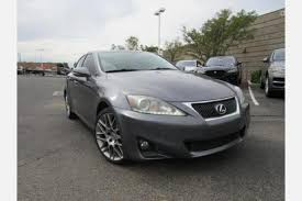 used lexus 250 for sale used lexus is 250 for sale in albuquerque nm edmunds