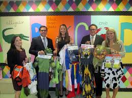 brinkley morgan hosts third annual halloween costume drive for