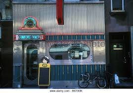 Comfort Diner Old Fashioned American Diner Neon Stock Photos U0026 Old Fashioned
