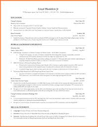 Banking Resume Template 9 Curriculum Vitae For Bankers Bussines Proposal 2017