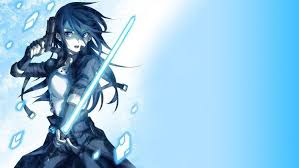 Anime Wallpapers Girls Sword Fighting | anime warrior sword art online kirigaya kazuto wallpapers hd