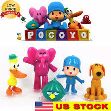 pocoyo tv movie u0026 character toys ebay
