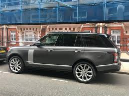 used 2014 land rover range rover for sale in london pistonheads