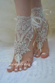 wedding barefoot sandals ivory wedding barefoot sandals ivory barefoot by newgloves