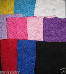 crochet headband tutu new crochet headband stretch tutu dress top 4 5 6 8 9 10