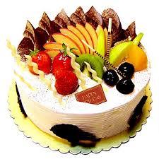 fresh fruit online fresh fruit cake 500gm