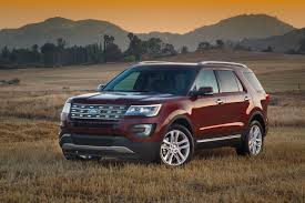 Ford Explorer Base - caraganza first drive review 2017 ford explorer car aganza