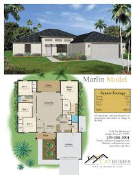 the marlin model details cay homes new home builder in lehigh fl