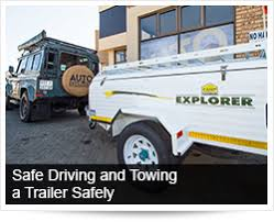 safe driving and towing a trailer safely jpg