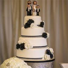 black and white wedding cakes black and white wedding cake b48 in images collection m86