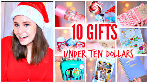 cheap gift ideas presents for friends