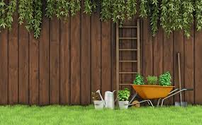 Types Of Garden Fences - fencing u0026 gates in oxfordshire trentwood fencing