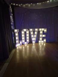 large light up letters hire 4ft giant led love lights large light up letters for weddings