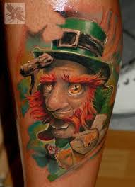 10 best leprechaun tattoos images on pinterest tattoo ideas