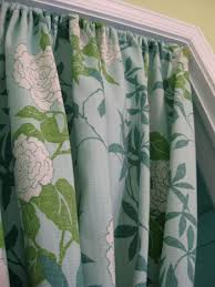 Tension Window Curtain Rods How To Make No Sew Curtains And Make A Window Look Way Bigger