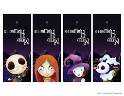 printable halloween bottle labels exclusive and complimentary the nightmare before christmas