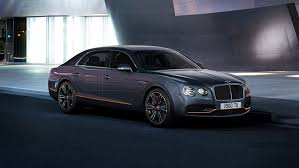 bentley 2020 1 of 100 bentley flying spur design series unveiled autoguide