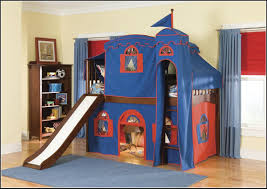 wood bunk beds with slide having fun with bunk beds with slide