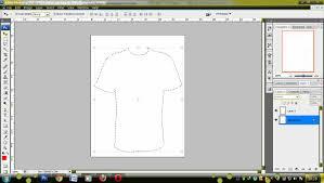 desain kaos futsal di photoshop cara membuat design baju di adobe photoshop 703kclothes