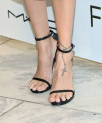 nicole richie u0027s tattoos popsugar celebrity