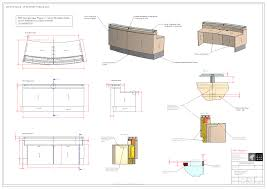How To Build Reception Desk by Cantilever Pergola Plans Reception Desk Woodworking Yellow Wood