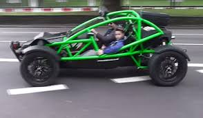nomad off road car ariel nomad invades london looks cooler than any supercar