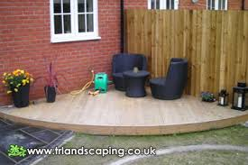 Slabbed Patio Designs Gallery T R Garden Landscaping Property Maintenance
