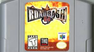 classic game room road rash 64 review for n64 video dailymotion