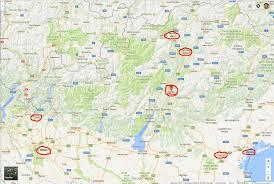 Bolzano Italy Map by Italy Get Surfed