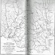 Ohio Kentucky Map by Kentucky 1491 Trail Guide