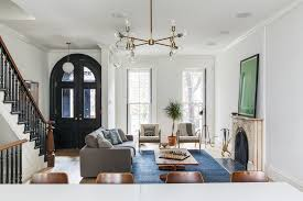 Bergen Office Furniture by Decor Inspiration A Brooklyn Townhouse U2013 The Simply Luxurious Life
