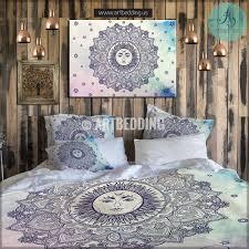 Rustic Bedroom Bedding - mandala bedding personalized bohemian u0026 mandala bedding sets