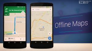 Offline Map Google Maps For Android Gets Offline Navigation And Search