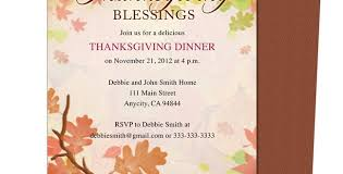 thanksgiving invitation cards thanksgiving 2017 wishes images