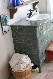 Old Dresser Made Into Bathroom Vanity The Best Dresser Turned Sink Hacks Through The Front Door