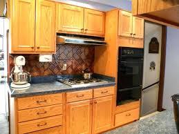 update flat panel kitchen cabinet doors white steel knobs black