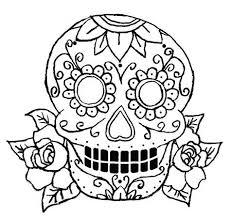 girls custom coloring activity shirts mexican sugar skull