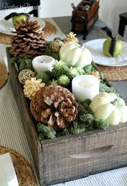 rustic decorating ideas beautiful thanksgiving table decor