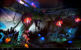 alien jungle 3d live wallpaper android apps on google play
