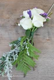Cascade Bouquet Diy Cascade Bouquet How To Make A Bouquet Other On Cut Out Keep