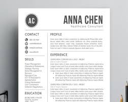 template cv word modern modern resume template cv cover letter for ms word professional and