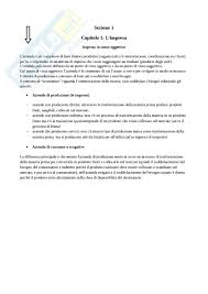 dispense di economia aziendale riassunto esame organizzazione aziendale prof guzzo libro