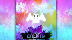 Colour Marshmello Colour Youtube