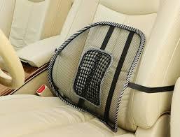 si e massant voiture siège d auto chaise de bureau soutien lombaire de dos mesh
