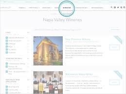 Napa Wine Map Napavalley Com The Place To Plan Your Next Wine Country Vacation